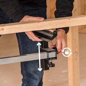 Adjustable Rollers