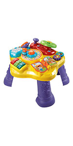 Amazon.com: Tren infantil VTech Sit-To-Stand, Empaque ...