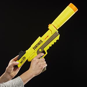 nerf,nerf fortnite,nerf pistol,fortnite pistol,nerf SP-L,fortnite SP-L