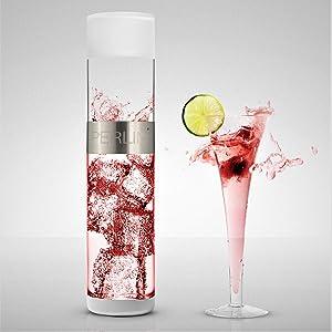 Martini Shaker, cocktail shaker, perlini, bar tools, carbonator
