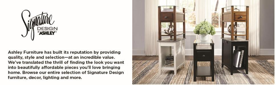 ashley furniture, signature design by ashley