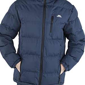 Trespass clip, clip mens jacket, trespass mens jacket, padded jacket, mens winter jacket