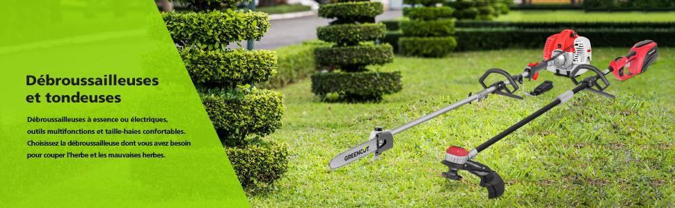 Universal jardin haie herbe rotofil Tondeuse Ligne fil de recharge