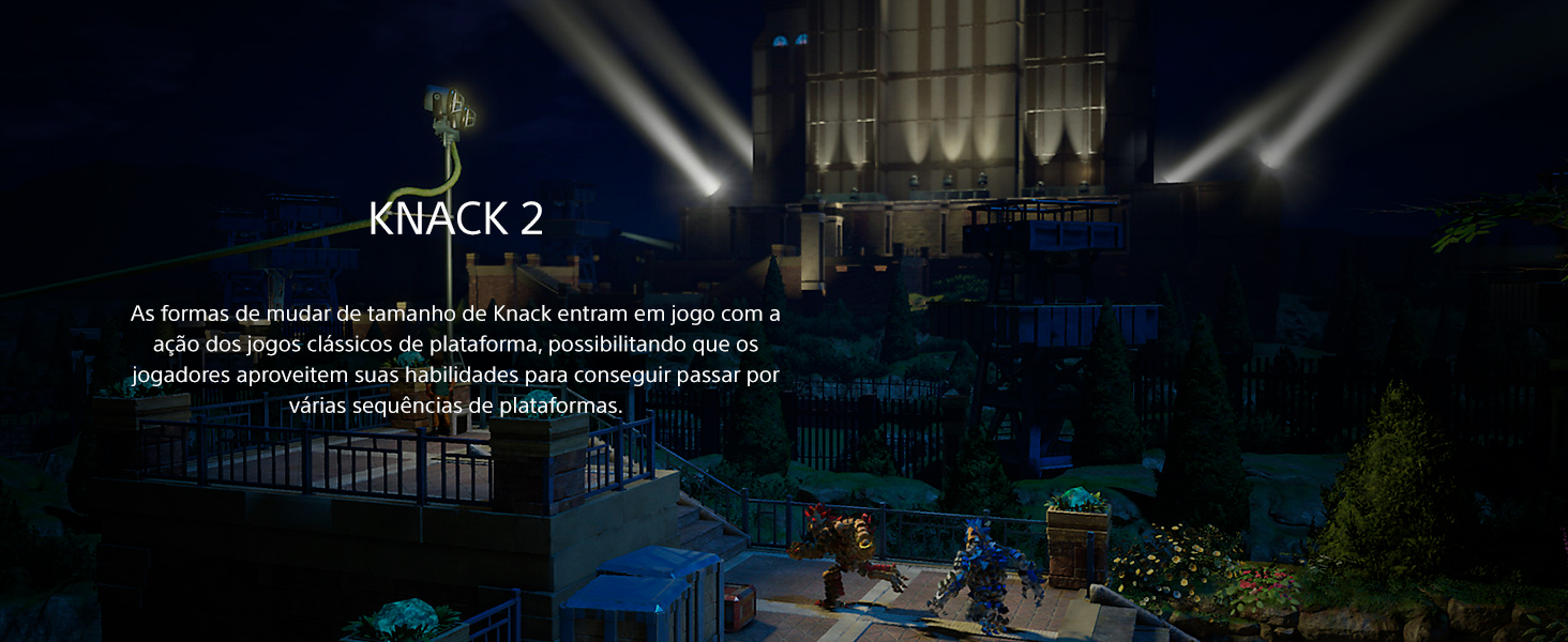 mega pack, family, knack 2