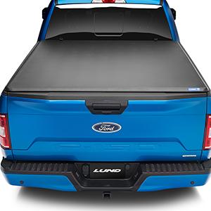 Amazon Com Lund Hard Tri Fold Hard Folding Truck Bed Tonneau Cover 969356 Fits 2009 2014 Ford F 150 W O Trk System 6 7 Bed 78 8 Automotive