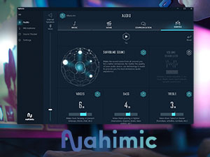 NAHIMIC 3 Surround Sound Tech