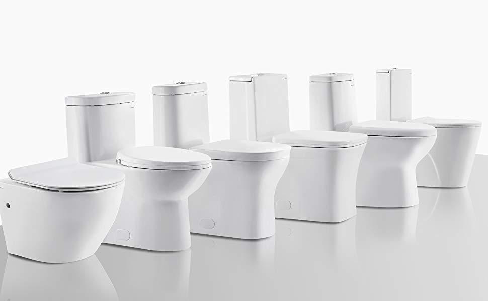 Swiss Madison, Toilets,