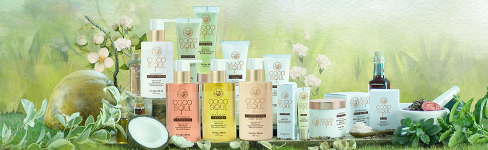 hair cleanser;body butter,hair cleanser;shampoo;body lotion;body cream;hair conditioner cocosoul