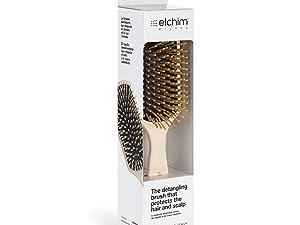 hair brush paddle thermal styling