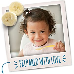 Gerber Yogurt Blends are made with no artificial flavors, sweeteners or preservatives.