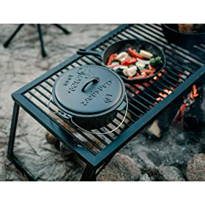 stansport heavy duty camp fire grill
