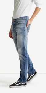 Wrangler Spencer Jeans Uomo