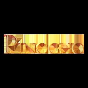pinocho, title treatment
