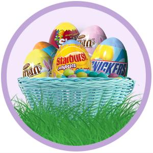 Complete Easter Basket