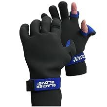 slit finger gloves