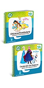 leapfrog  2 Book Combo Pack: Shine With Vocabulary and Celebrate the Seasons
