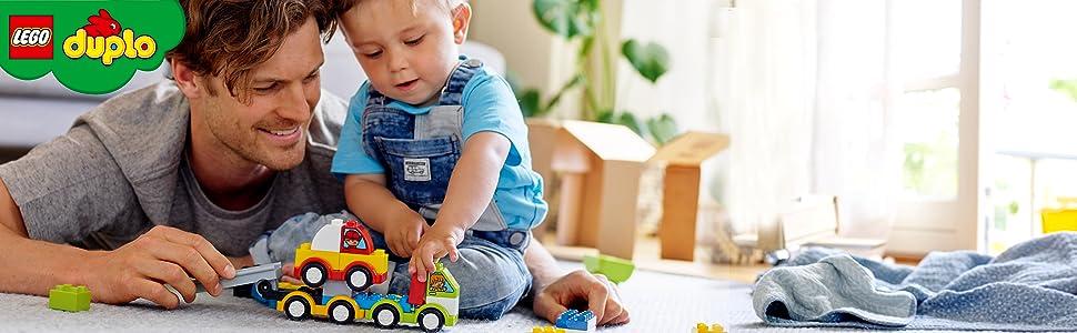 primero-coche-crear-vehículos-fuego-camión-helicóptero-taxi-ruedas-lego-duplo-10886
