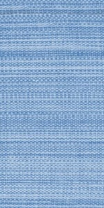 Variegated Tabletop Collection Table Runner amp; Placemats in Light Blue.