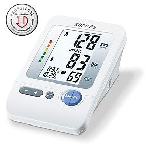 Blutdruckmessgerät SBM 21 für die komfortable Messung am Oberarm