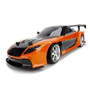 Fast amp; Furious and Tokyo Drift RC Radio Control Han RX-7 Jada Toys Drift