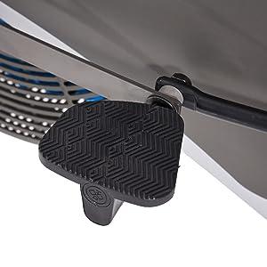 textured pedals
