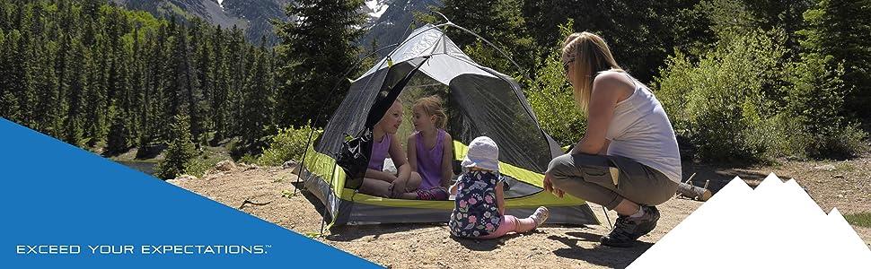 Amazon Com Alps Mountaineering Rendezvous Folding Camp