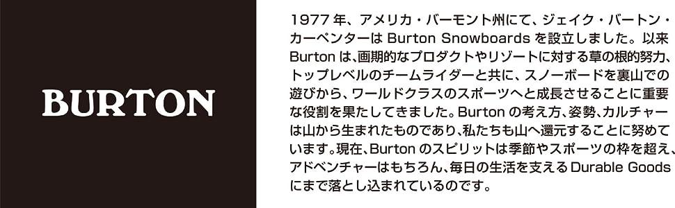BURTON Burton burton バートン ばーとん