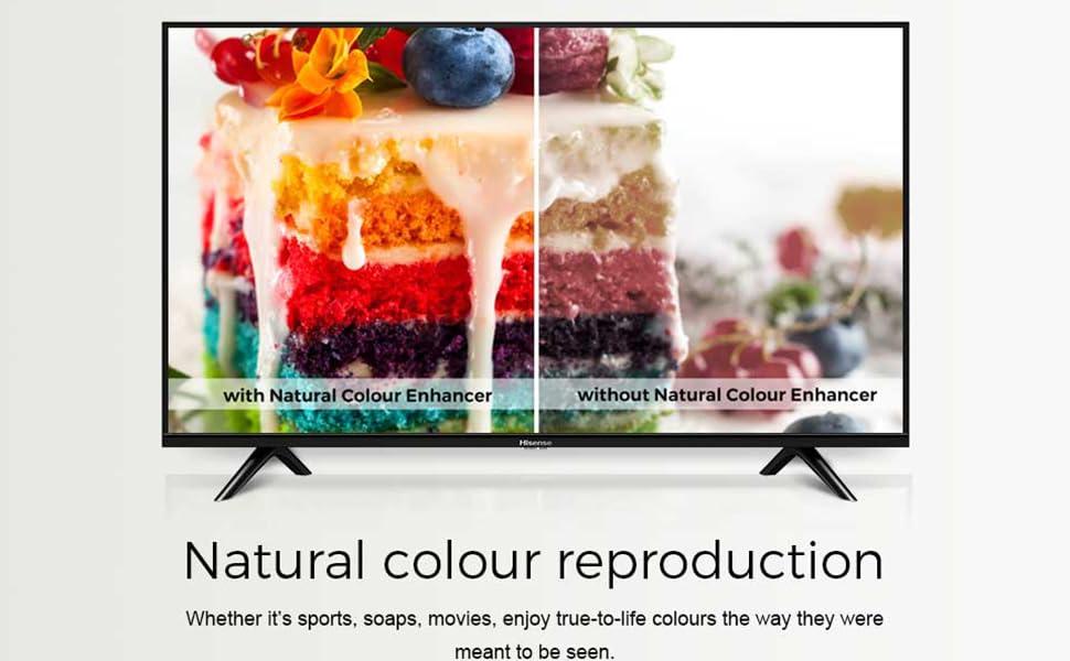 Natural Color Enhancer