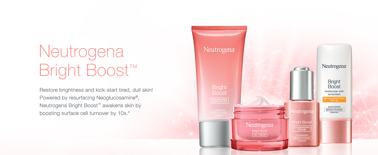 Mua Neutrogena Bright Boost Brightening Gel Moisturizing Face ...