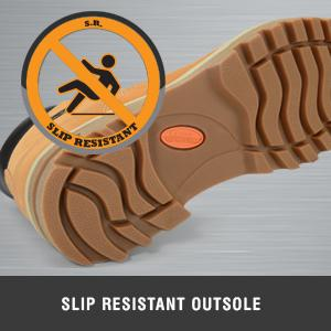 Lugz Men's Empire Hi Slip Resistant Work Boot