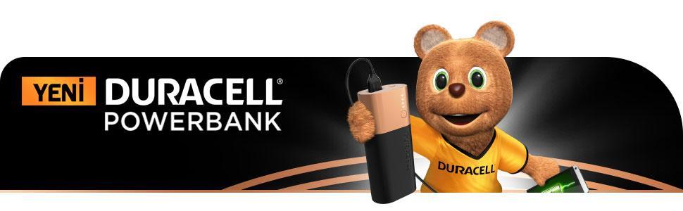 Duracell Powerbank 6700 mAh KV