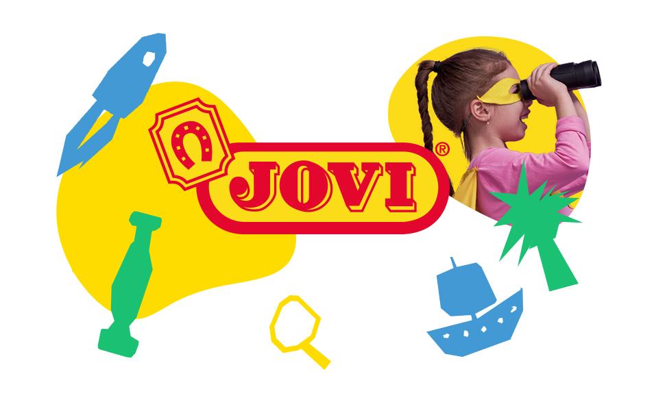 jovi; juguetes; material oficina; plastilina; acuarelas; nacional; made in spain; fabricante