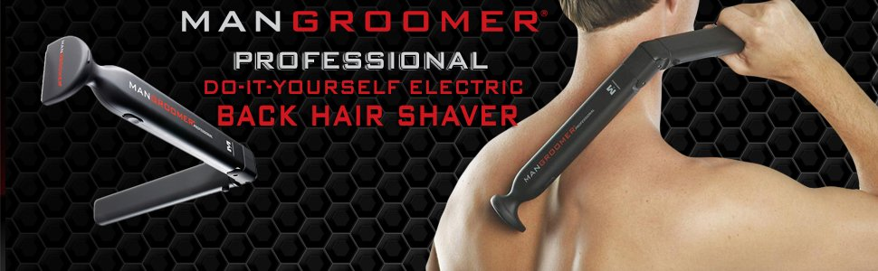 Amazon mangroomer professional do it yourself electric back mangroomer professional do it yourself electric back hair shaver solutioingenieria Gallery
