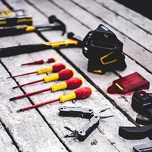 Stanley, Fatmax, handgereedschap, laser, hamer, schroevendraaier, multitool, tang, professioneel