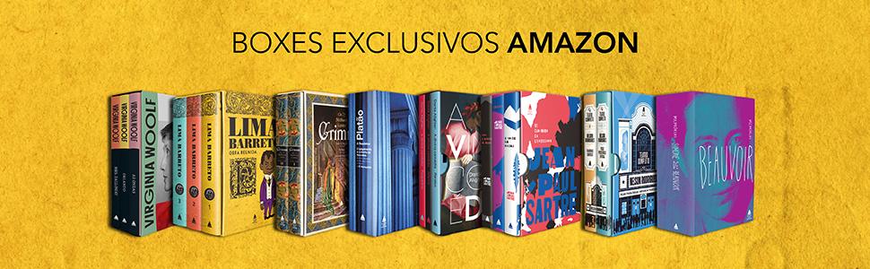 Boxes, exclusivo, Amazon