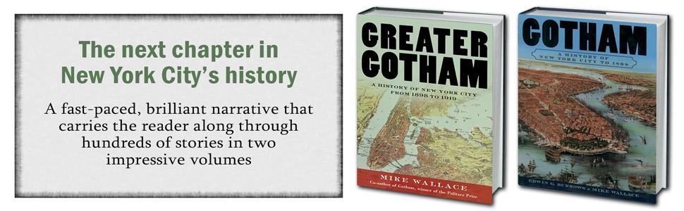 Amazon greater gotham a history of new york city from 1898 to from the publisher fandeluxe Image collections