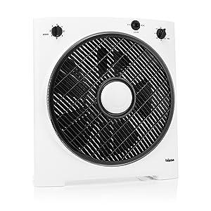 Tristar VE-5858 Ventilador de sobremesa, diámetro 30 cm, 40 W, 3 ...