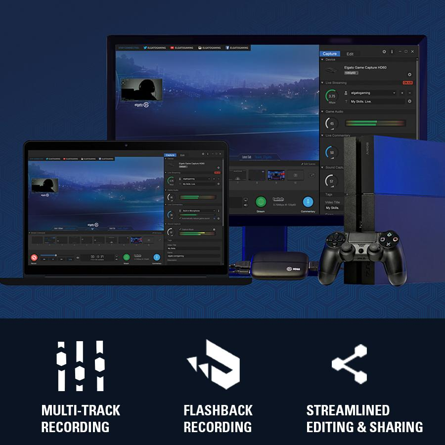 how to use elgato with xbox one