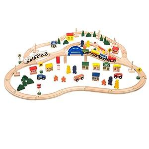 Thomas train lego table set boys wooden wood brio duplo kidkraft imaginarium toys model Melissa doug