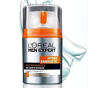 loreal paris men expert hydra energetic skincare