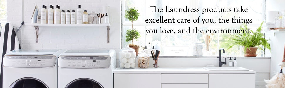 The Laundress laundry cleaning kitchen storage home products
