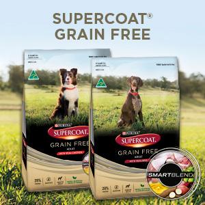 Supercoat Grain Free