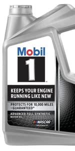 Mobil 1 Advanced Synthetic Oil