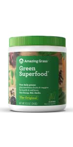 Green Superfood Alkalizing Greens