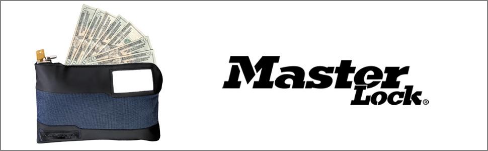 Master Lock 7120d Locking Security Bag Blue 10 Inch X 8 5 8 Inch X 1 7 8 Inch Amazon Ca