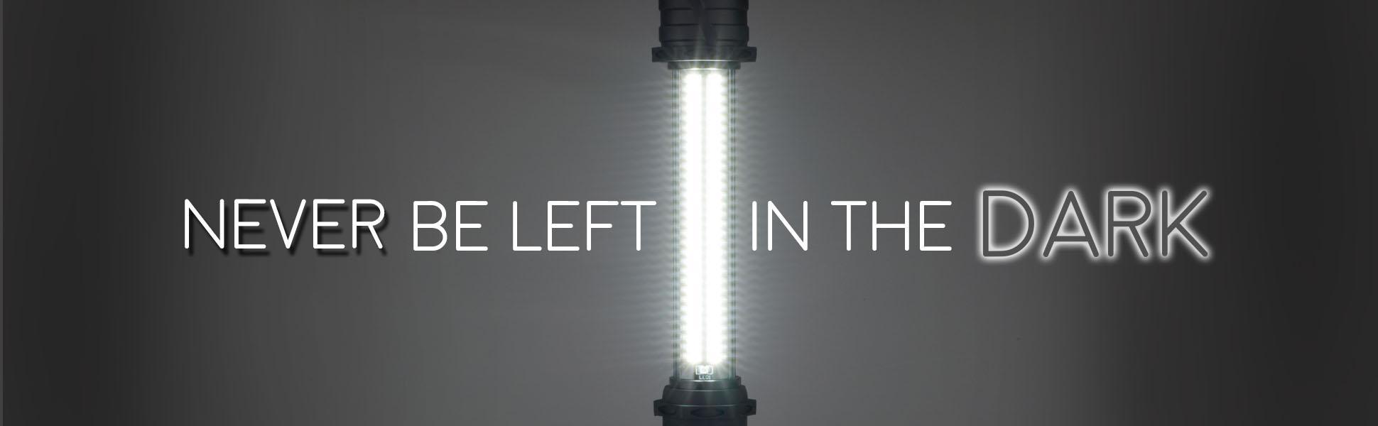 Neiko 40464A Cordless LED Work Light 350 Lumens 5 Hours Run Tim