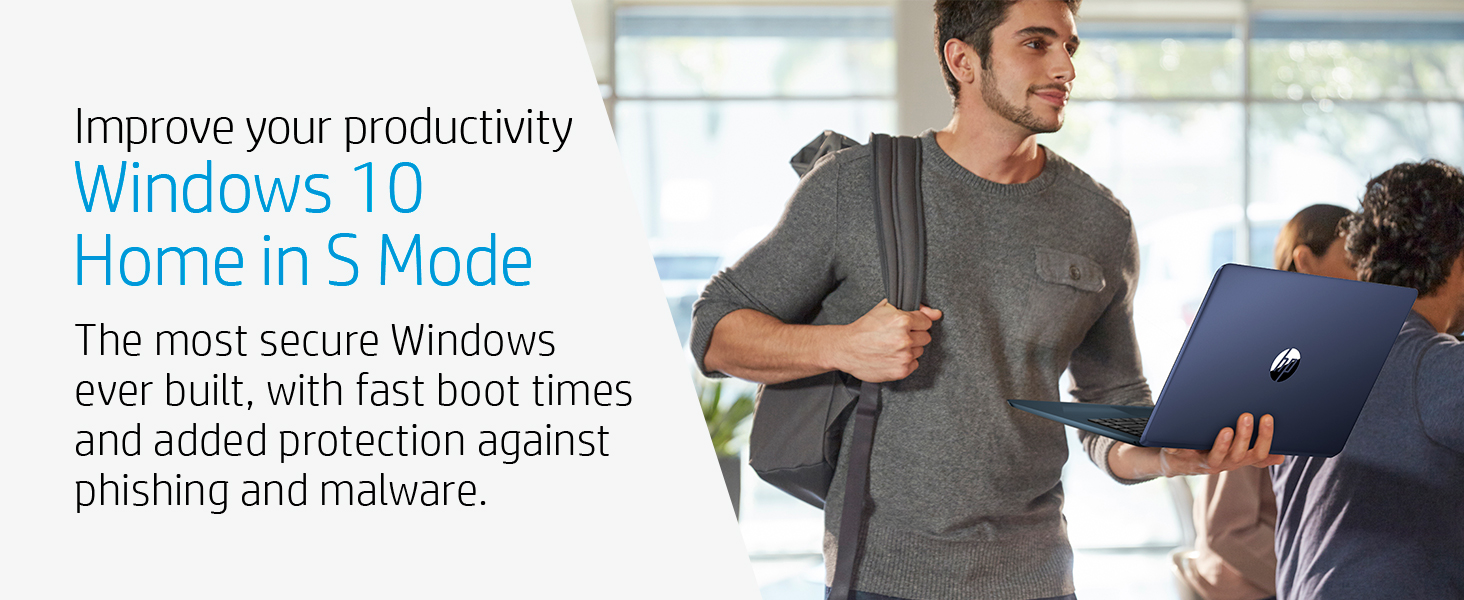 windows 10s 10 home s mode secure security fast boot bootup phishing malware protection