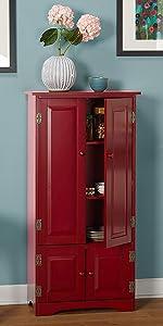 Amazon.com: Target Marketing Systems Tall Storage Cabinet ...
