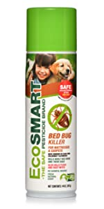 Amazon Com Ecosmart Ant And Roach Killer 14 Oz Aerosol Spray Can Insect Repellents Garden Outdoor