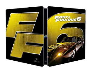 fast furious 5 blu ray steelbook vin. Black Bedroom Furniture Sets. Home Design Ideas